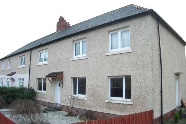 Thumbnail Flat to rent in Heathery Road, Wishaw