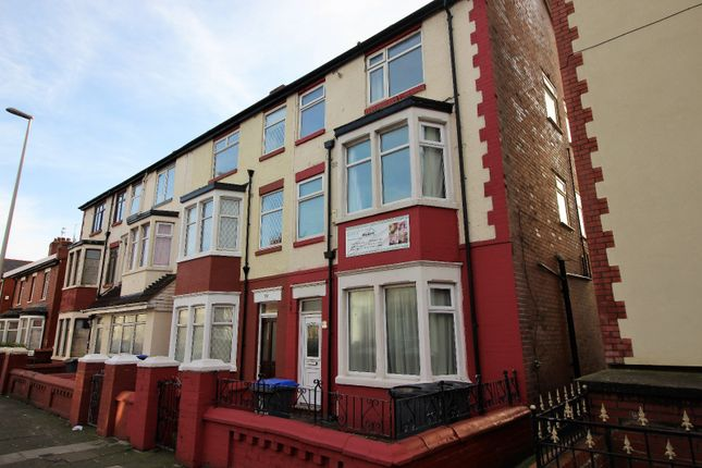 Thumbnail Flat to rent in Flat 6 - Palatine Road, Blackpool, Lancashire