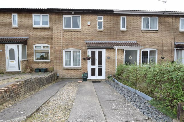 Thumbnail Terraced house for sale in Glenbrook Drive, Barry