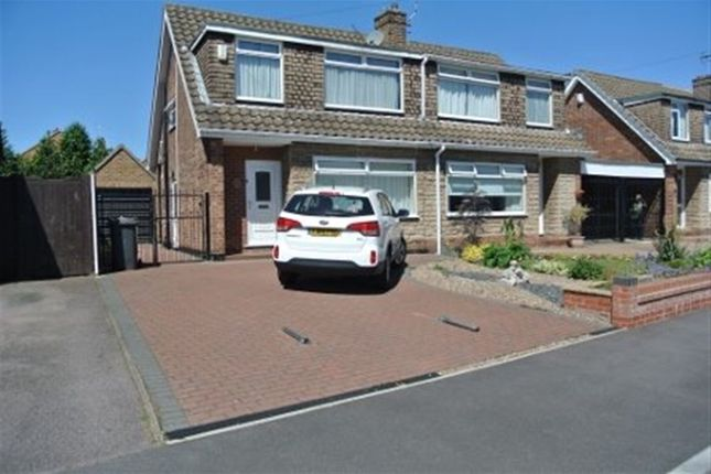 Thumbnail Semi-detached house to rent in Ladylea Road, Long Eaton, Nottingham