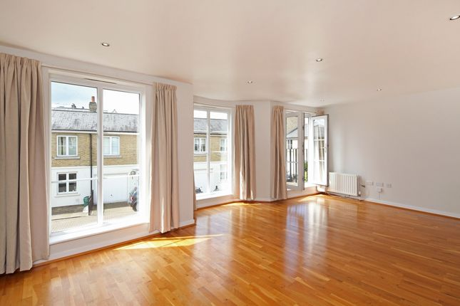 Thumbnail Terraced house to rent in Old Dairy Mews, London