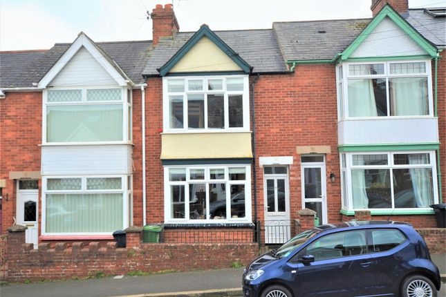 Thumbnail Terraced house for sale in Wyndham Avenue, Exeter