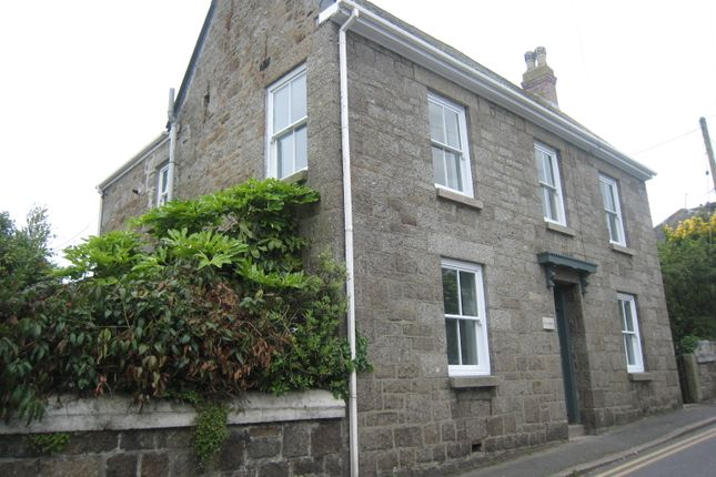 4 bed detached house to rent in Newlyn, Penzance, Cornwall