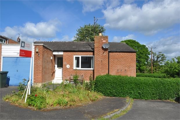 Thumbnail Detached bungalow for sale in Station Close, Riding Mill, Northumberland.