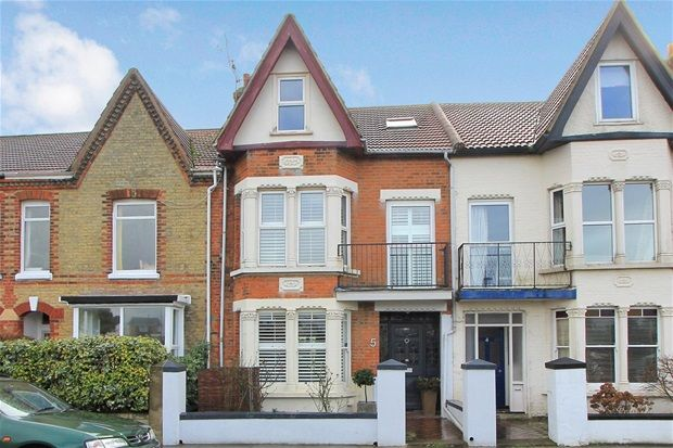 Thumbnail Terraced house for sale in Westgate Terrace, Whitstable