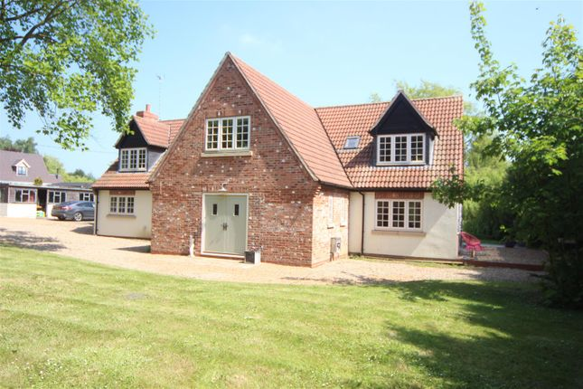 Thumbnail Detached house for sale in Bridle Path Road, Elmesthorpe, Leicester
