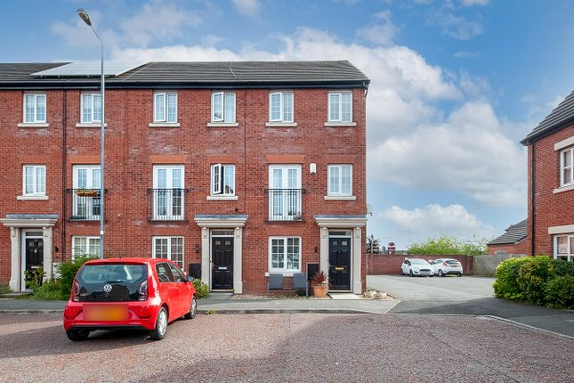 3 bed town house for sale in Cavan Drive, Haydock, St Helens WA11