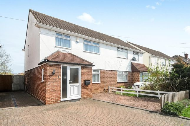 Thumbnail Semi-detached house to rent in Almond Avenue, Kidlington