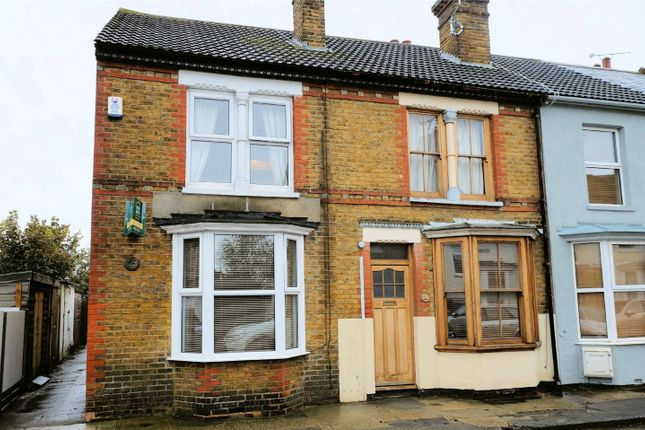 Thumbnail Terraced house for sale in King Edward Street, Whitstable, Kent