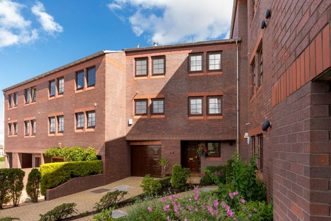 Thumbnail Town house for sale in 89 Orchard Brae Avenue, Orchard Brae