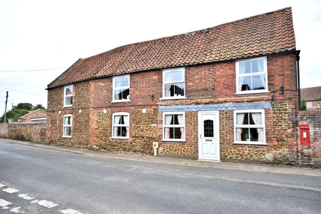 Thumbnail Detached house for sale in Lords Lane, Heacham, King's Lynn