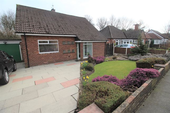 Thumbnail Detached house for sale in Blackcarr Road, Baguley, Wythenshawe, Manchester