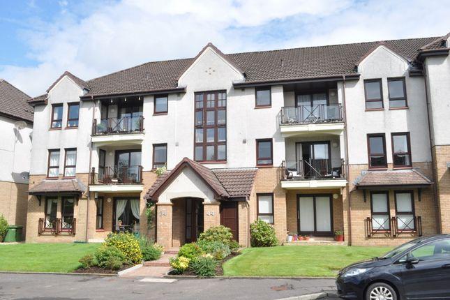 Thumbnail Flat for sale in Nasmyth Avenue, Bearsden, East Dunbartonshire