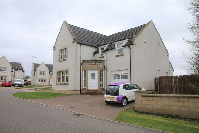 Detached house for sale in St Michaels Mount, Kilmarnock, Aryshire