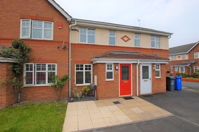 Thumbnail Terraced house for sale in Watermeet Grove, Stoke-On-Trent