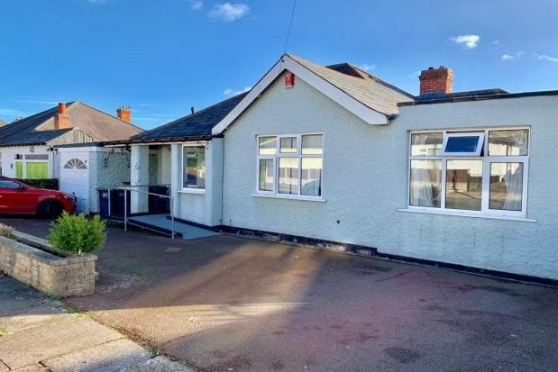 Thumbnail Bungalow to rent in Bramcote Drive West, Nottingham