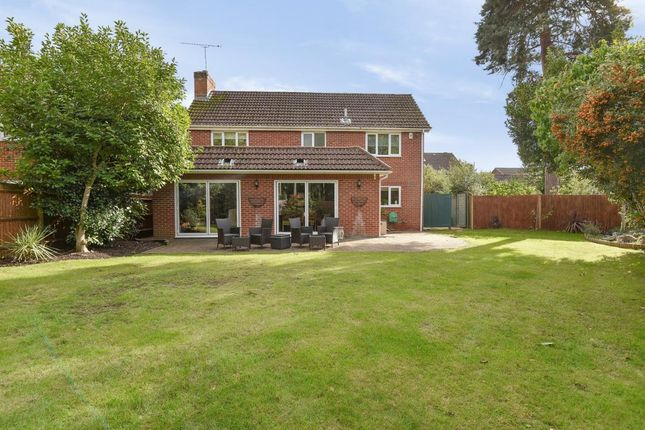 4 bed detached house for sale in Frimley, Camberley