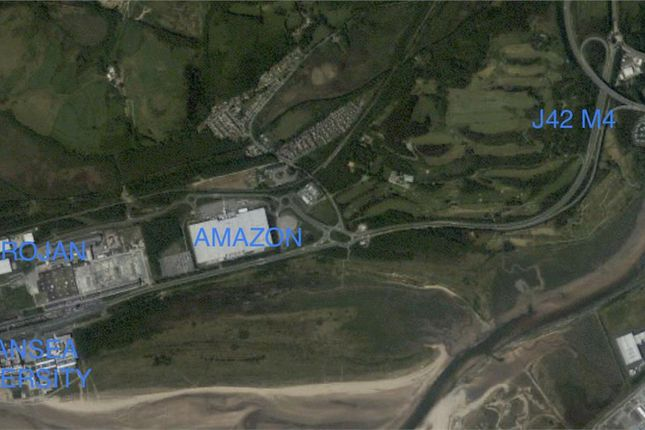 Thumbnail Warehouse to let in Former Eps Premises, Baldwins Crescent, Jersey Marine, Nr Swansea