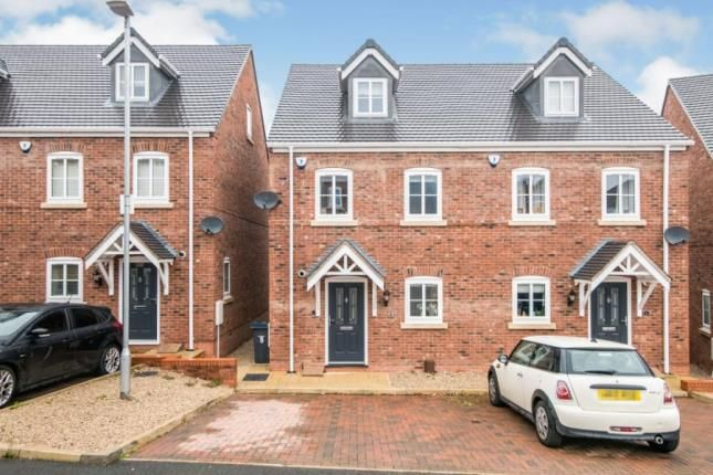 Thumbnail Semi-detached house for sale in Willoughby Gardens, Birmingham, West Midlands