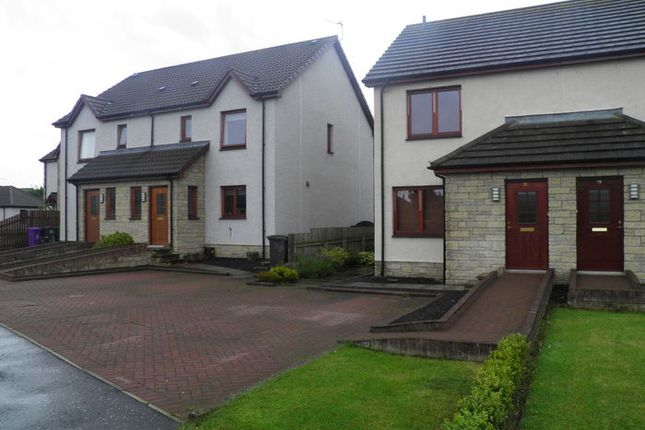 Thumbnail Semi-detached house to rent in 21 Priory Wynd, Gowanbank, Forfar