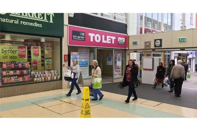 Thumbnail Retail premises to let in Unit 9, Churchill Shopping Centre, Dudley, West Midlands, UK