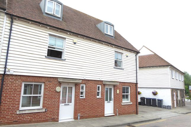 Thumbnail Terraced house to rent in Barton Mill Road, Canterbury City Centre, Canterbury