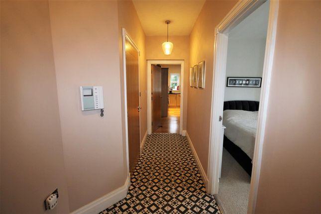 Hallway of Brentwood Court, Sandwich Road, Ellesmere Park M30