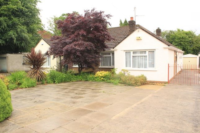 Thumbnail Semi-detached bungalow for sale in Heol Llanishen Fach, Rhiwbina, Cardiff