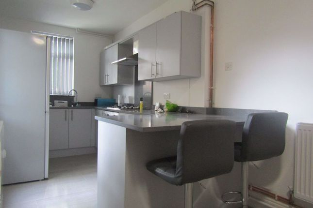 Thumbnail 3 bed property to rent in Wild Street, Derby