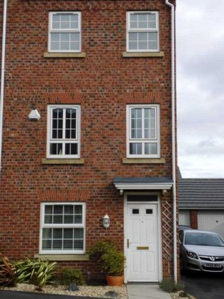 Thumbnail Flat for sale in Pavior Road, Nottingham