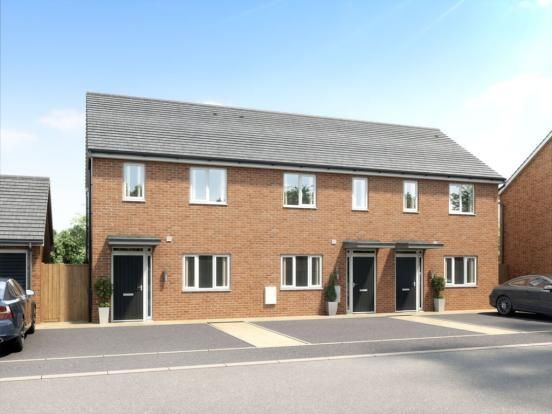 2 bedroom terraced house for sale in Acacia Lane, Burton-On-Trent