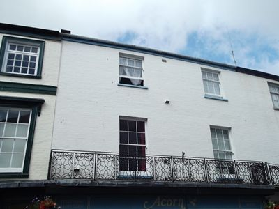 Thumbnail Flat to rent in Victoria Place, Axminster