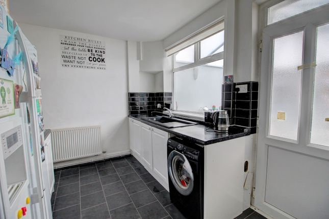 Kitchen of Prince Edward Avenue, Denton, Manchester M34