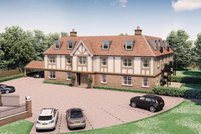 Thumbnail Flat for sale in Plot 8, Cromwell House, Boxmoor