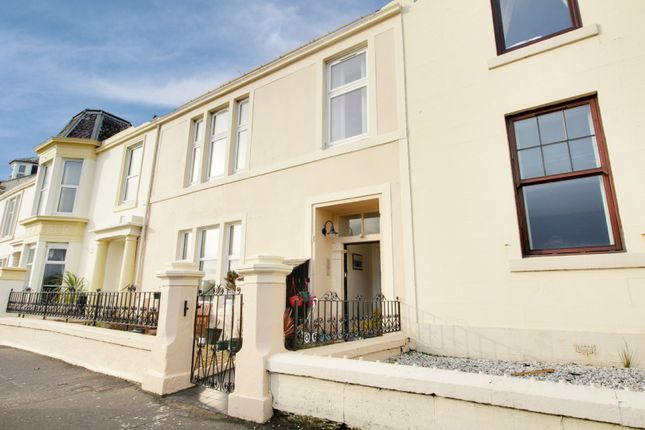 Thumbnail Flat for sale in Arran Place, Ardrossan, Ayrshire
