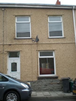 Thumbnail Terraced house to rent in Victoria Street, Miskin, Mountain Ash