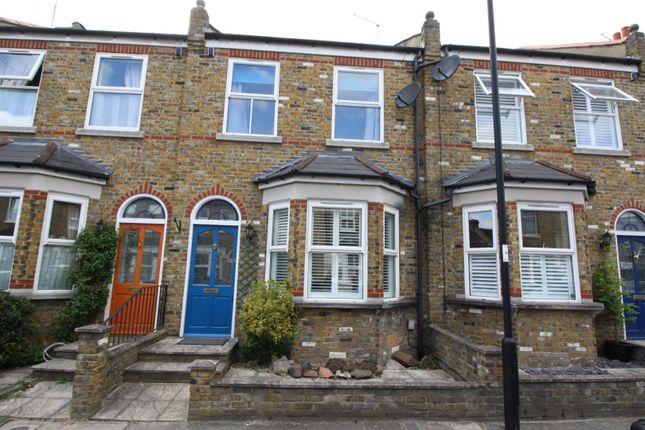 Thumbnail Terraced house for sale in Laurel Bank Road, Enfield