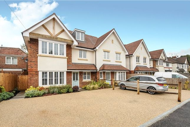 Thumbnail Semi-detached house to rent in New Road, Ascot, Berkshire