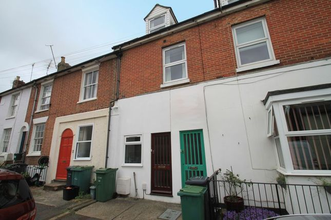 Thumbnail Town house for sale in York Street, Cowes