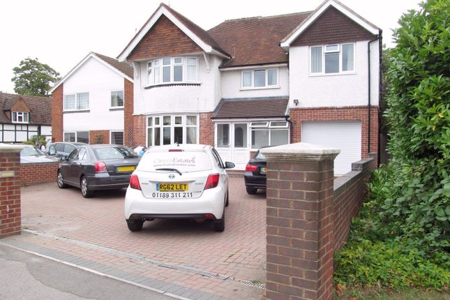 Thumbnail Detached house to rent in Church Road, Reading
