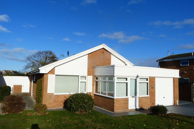 Thumbnail 3 bed bungalow for sale in Heol Awel, Abergele