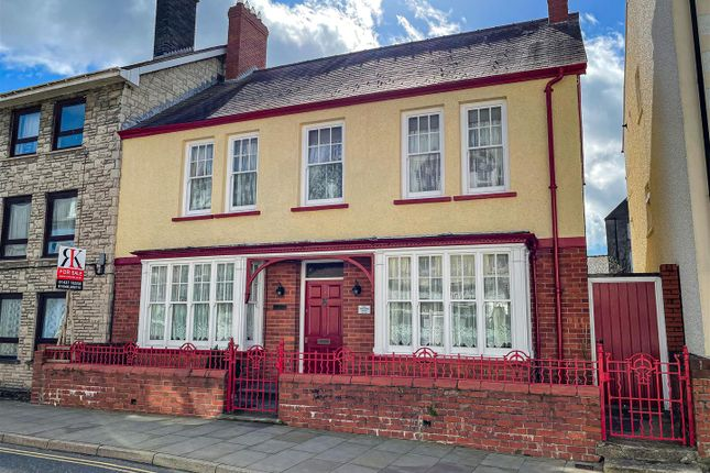 Thumbnail Town house for sale in Debrock House, Upper Market Street, Haverfordwest