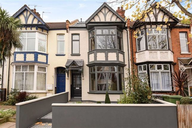 Thumbnail Terraced house for sale in Hanover Road, Kensal Rise, London
