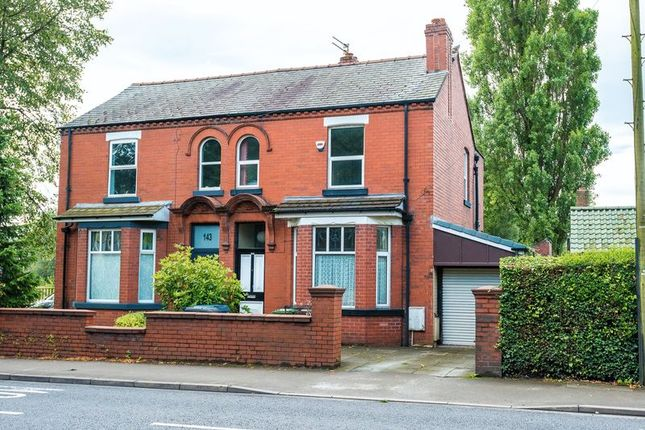 Thumbnail Semi-detached house to rent in Orrell Road, Orrell, Wigan