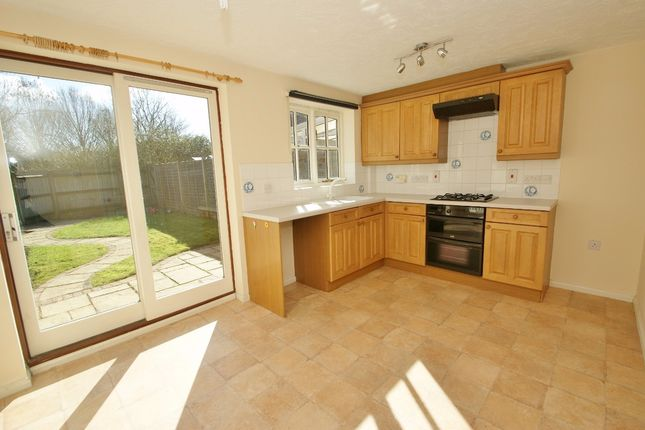 Thumbnail Terraced house to rent in Smithy Drive, Kingsnorth, Ashford