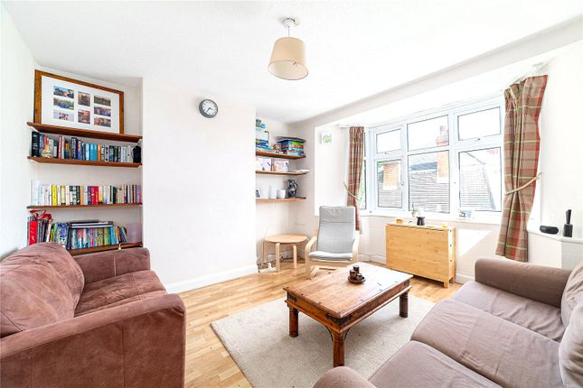 Thumbnail Flat to rent in Sherwood Hall, East End Road, London