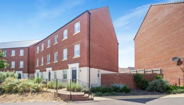 Thumbnail End terrace house for sale in Taunton, Somerset, United Kingdom