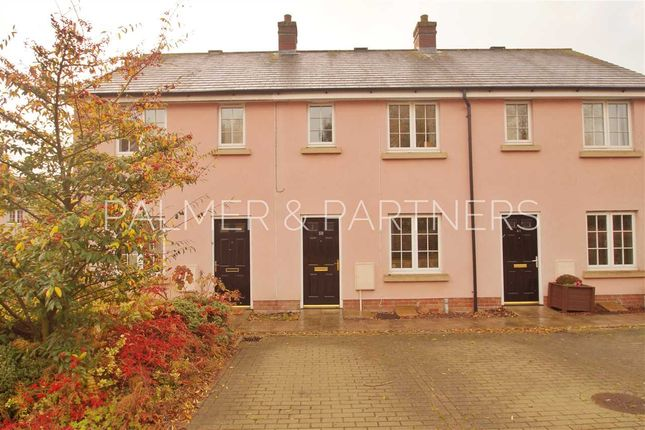 Terraced house for sale in Bolsin Drive, Myland, Colchester