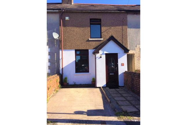 Thumbnail Terraced house for sale in Watson Road, Cardiff
