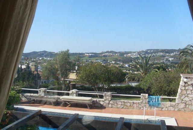 Panoramic View of Spain, Málaga, Mijas